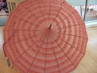 Pink parasol1